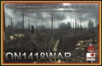 QSL-ON4HRT-ON1418WAR-ON6DSL